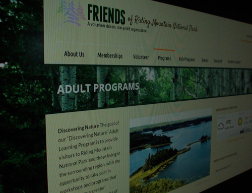 Friends of Riding Mountain National Park